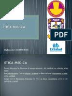 Ética en Medicina