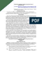Reglamento Interior Del Tfjfa