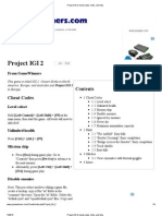 Project IGI 2 Cheat Codes, Hints, And Help