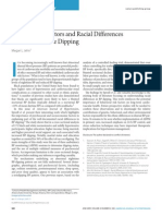 Psychosocial Factors and Racial Differences in BP Dipping