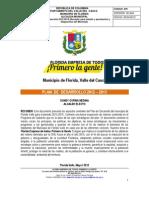 Plan de Desarrollo Del Municipio de Florida Abril 30 2012 DEFINITIVO 1