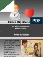 Presentacion Crisis Hipertensiva
