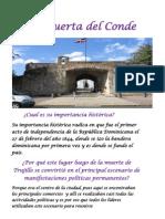 La Puerta Del Conde Trabajo Sociales Mio Ya Termine