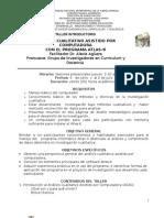 Manejo Software Atlas.ti EspañOl