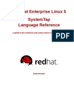 Red Hat Enterprise Linux-5-SystemTap Language Reference-En-US