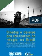 2011DireitosDeveresRefugio Brasil
