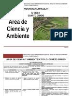 Ciencia Ambiente 4ºGrado rutas.doc