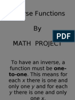 PC Inverse Functions
