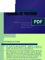 Diapopsitivas Del Teorema de Thevenin1