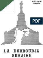 Suceveanu Barnea La Doubrodja Romaine