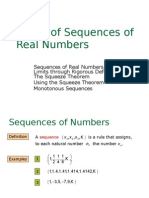 PC Intro to Sequences