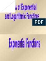 PC Logarithmic and Exponential Functions