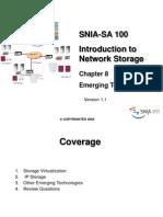 Snia-sa 100 Chapter 8 Emerging Technologies (Version 1.1)