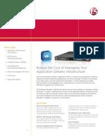 Enterprise Manager Data Sheet