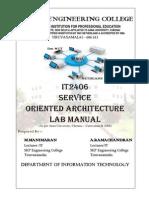 SOA Lab Manual
