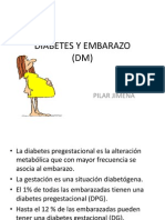 Diabetes y Embarazo 1