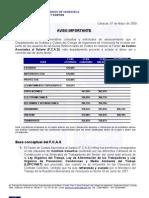Importancia Del Fcas Mayo 2009