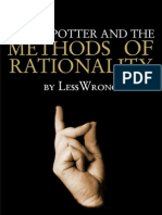 Harry Potter and the Methods of Rationality - Yudkowsky