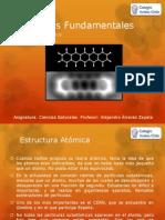 Partículas Fundamentales 7 basico
