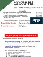 Presentacion SAP PM ORIG 2