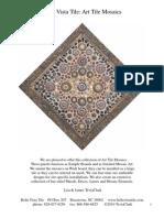 Art Tile Mosaics