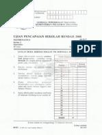 UPSR 2008-Math Kertas 2 (015)