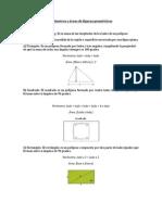 Perimetros y Areas de Figuras Geometricas