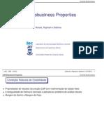 LQR Robustness Properties