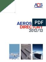ADS Aerospace Directory 2012 13