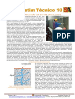 Boletim Tecnico 10 - Impermeabilizacao Com Sistema Cristalizante