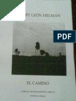 ROBERT LEON HELMAN. EL CAMINO