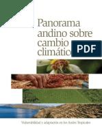Panorama Andino Sobre Cambio Climatico
