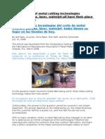 The FABRICATOR_Making Sense of Metal Cutting Technologies