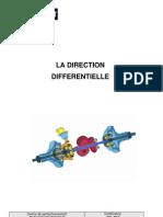 249-2 S-Direction différentielle tracteur sur chaines