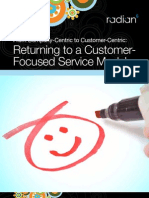 Customer Service in the Age of Social Media
