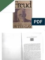 Peter Gay Freud Uma Vida Para Nosso Tempo