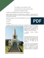 Qué es una Stupa y EL  SIMNBOLISMO