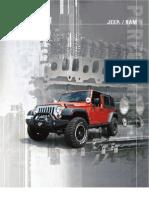 Mopar accessories jeep ram