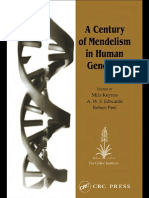 A Century of Mendelism in Human Genetics.pdf