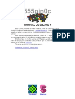 Tutorial de Square-1 por 555pin0c