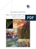 secuencia didactica Exodo Jujeño