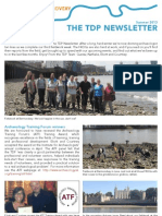 TDP Newsletter Summer 2013