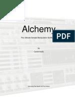 Camel Audio Alchemy VST Manual