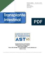Art Transplante Intestinal
