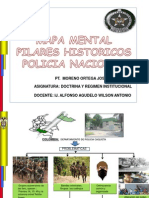 Actividad Mapa Mental y Arbol de Problemas. Doctrina y Regimen Institucional. Pt. Moreno Ortega Jose David 5 Seccion Cp. Torres h.