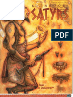 WW7053 - Changeling - Kithbook - Satyrs