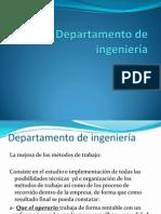 7. Departamento de ingeniería1