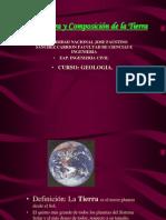 CLASE 4 Estructura de La Tierra