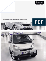 Smart ForTwo Accessory Brochure