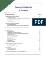Conceptos de Seguridad industrial y ecología